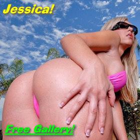 Jessica Lynn's Hot Ass