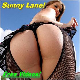Sunny Lane's big round ass
