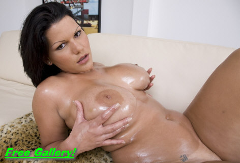 Angelina Castro in Sex, Wax and Oil Oh My! - Free Gallery